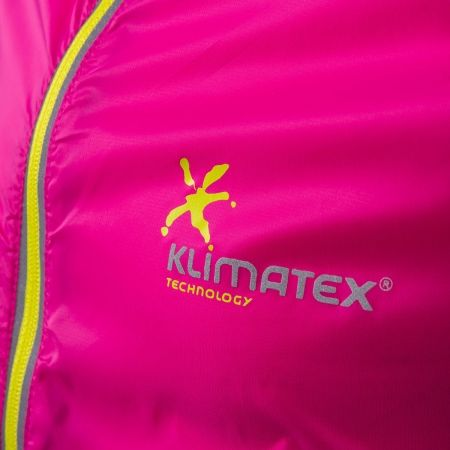 Kids' packaway wind jacket - Klimatex GULI - 5