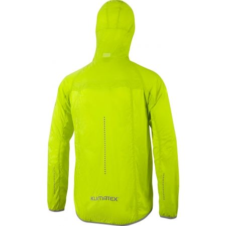 Packable windbreaker jacket - Klimatex JORAH - 2