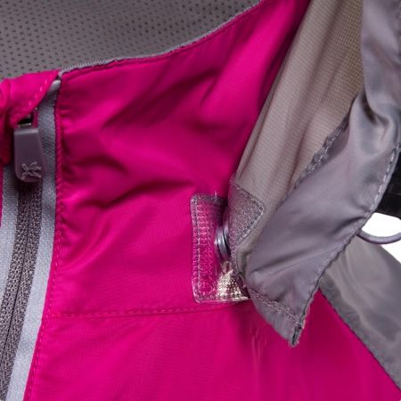 Packable windbreaker jacket - Klimatex JORAH JACKET 805/305 - 3