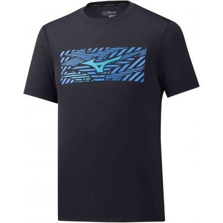 Mizuno IMPULSE CORE WILD BIRD TEE - Men's running T-shirt