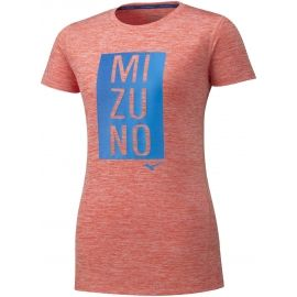 Mizuno IMPULSE CORE GRAPHIC TEE - Women's running T-shirt