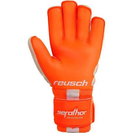 Brankářské rukavice - Reusch SERATHOR PRO G2 HYBRID - 2