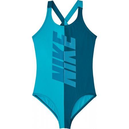 Nike RIFT - Dívčí jednodílné plavky