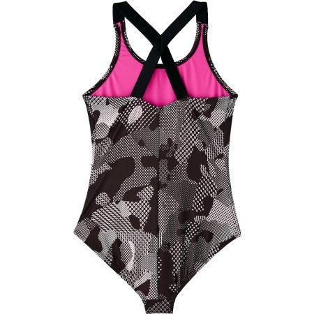 Цял бански за момичета - Nike OPTIC CAMO - 2