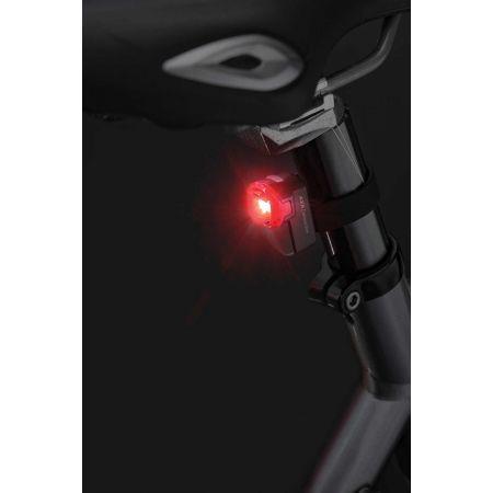 Vorder- und Rücklicht für das Fahrrad - AXA COMPACTLINE 20 USB + REAR - 3