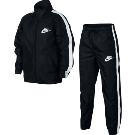 Nike NSW WOVEN TRACK SUIT - Dres chłopięcy
