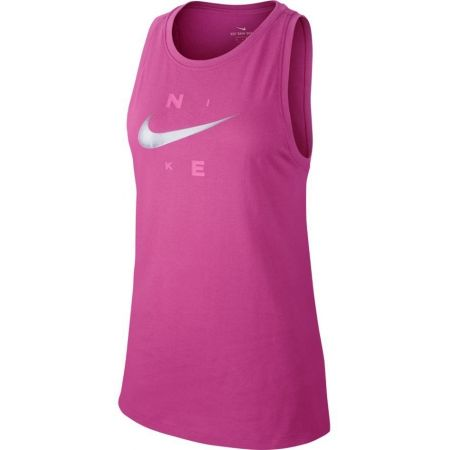 Nike DRY TANK DFC BRAND - Women's sports top