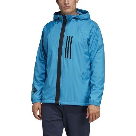 Men's jacket - adidas M WND JKT FL - 3
