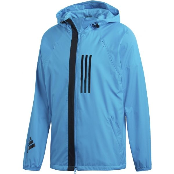 ac2ec9cc14555 adidas M WND JKT FL - Pánska bunda