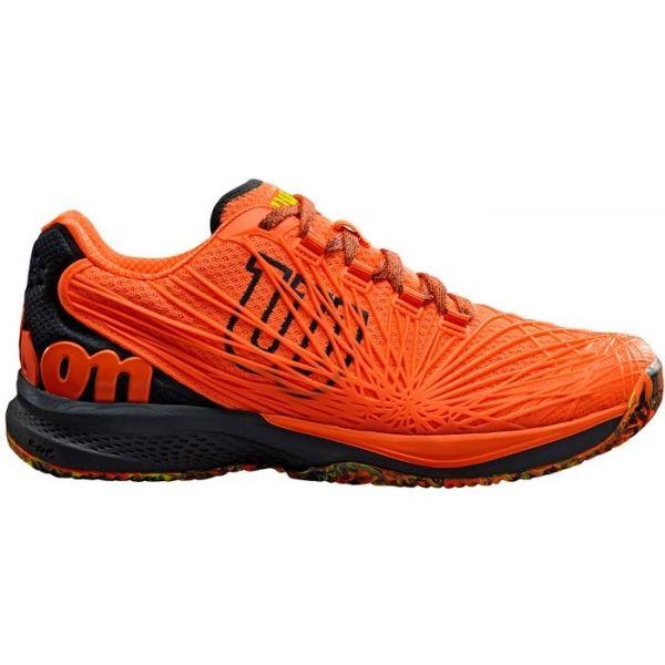 Wilson KAOS 2.0 modrá 11.5 - Pánská tenisová obuv