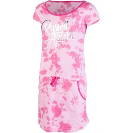 Дамска рокля - Russell Athletic PRINTED SCRIPT DRESS - 2