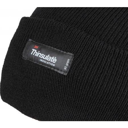 Pánská pletená čepice - Willard LEO - 3