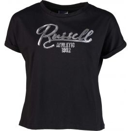 Russell Athletic GLITTER TEE