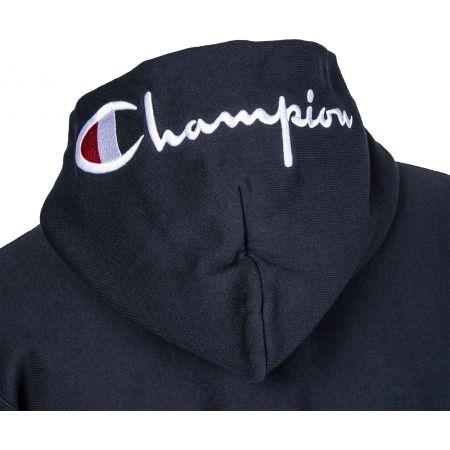 Мъжки суитшърт - Champion HOODED FULL ZIP SWEATSHIRT - 4