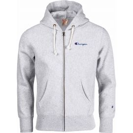 Champion HOODED FULL ZIP SWEATSHIRT - Pánska mikina