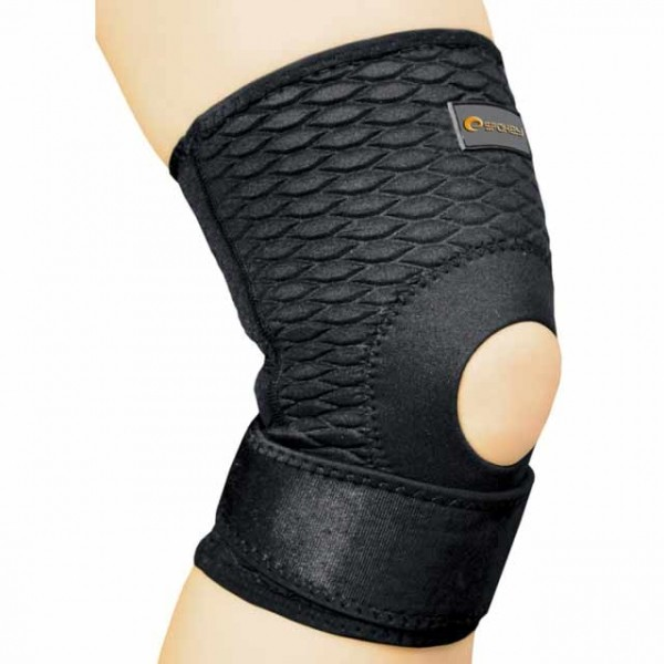 Spokey LAFE čierna S - Bandáž kolena