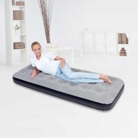 Bestway FLOCKED AIR - Inflatable bed - single bed - Bestway