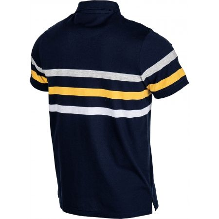 Tricou cu guler pentru bărbați - Willard WILEM - 3