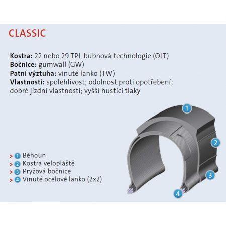 Tyre - Mitas OCELOT 27,5 x 2,10 - 2