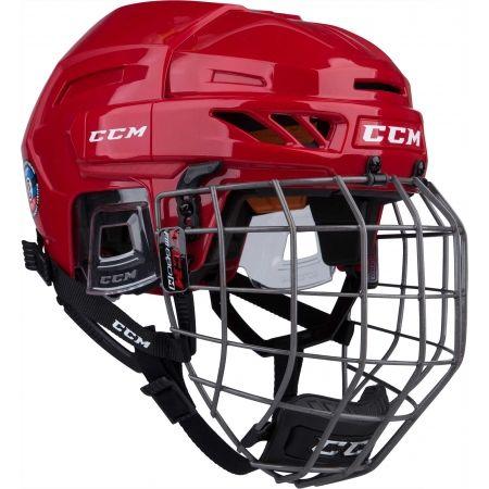 CCM FITLITE 90 COMBO SR - Hokejová prilba