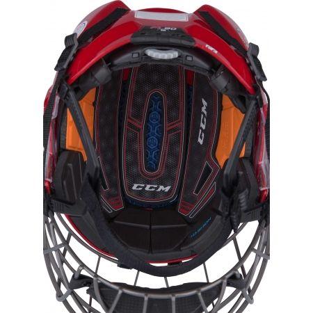 Kask hokejowy - CCM FITLITE 90 COMBO SR - 2