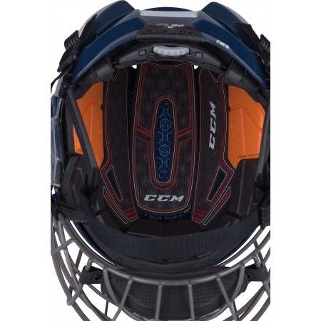 Hockey helmet - CCM FITLITE 90 COMBO SR - 2