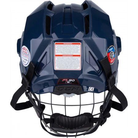 Hockey helmet - CCM FITLITE 90 COMBO SR - 3