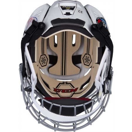 Hokejová helma - CCM TACKS 110 COMBO SR - 2
