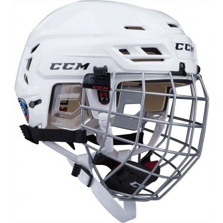 CCM TACKS 110 COMBO SR - Hokejová prilba