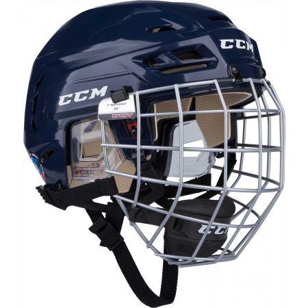 Hokejová prilba - CCM TACKS 110 COMBO SR - 1