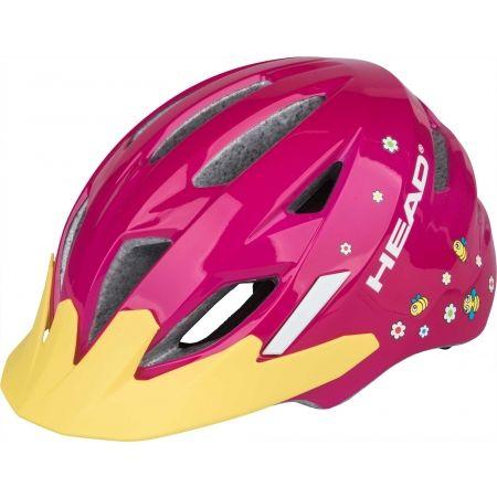 Detská cyklistická prilba - Head KID Y11A - 1