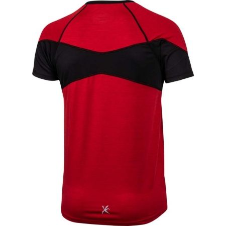 Pánske bežecké tričko - Klimatex ANTON - 2