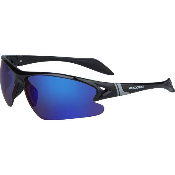 Arcore FARMAN czarny NS - Okulary przeciwsłoneczne