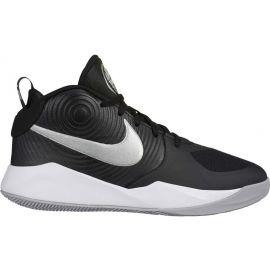 Nike TEAM HUSTLE D9 - Detská basketbalová obuv