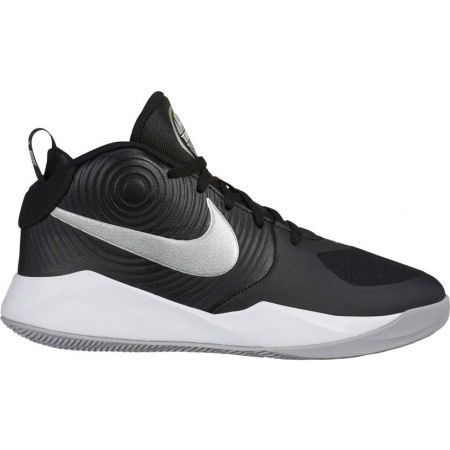 Nike TEAM HUSTLE D9 - Kinder Basketballschuhe