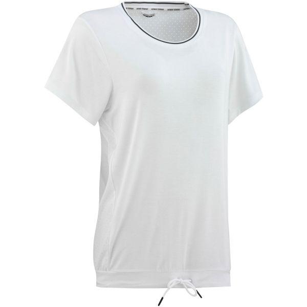 Fotografie KARI TRAA RONG TEE biela Dámske tričko XS Kari Traa