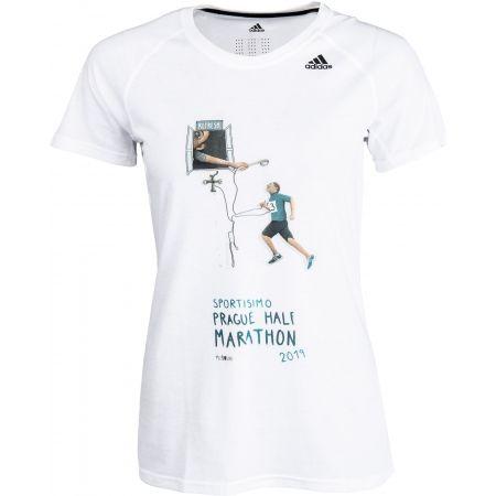 Dámske športové tričko - adidas PRIME 2.0 SS T - 1