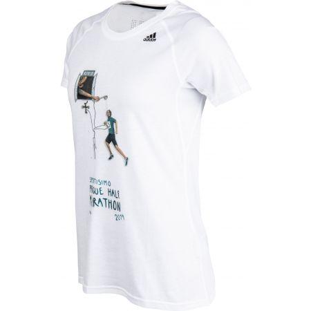 Dámske športové tričko - adidas PRIME 2.0 SS T - 2