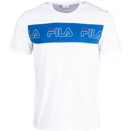 Pánske tričko - Fila AKI LOGO TEE - 1