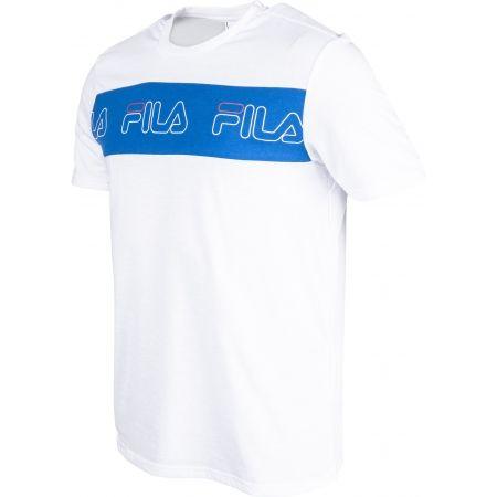 Pánske tričko - Fila AKI LOGO TEE - 2