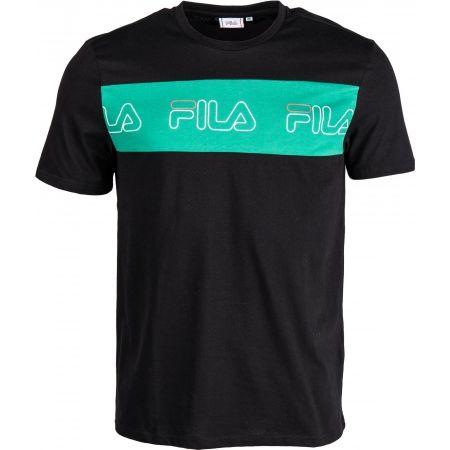 Fila AKI LOGO TEE - Pánské tričko