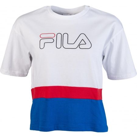 Dámské tričko - Fila MIRANDA WIDE TEE - 1