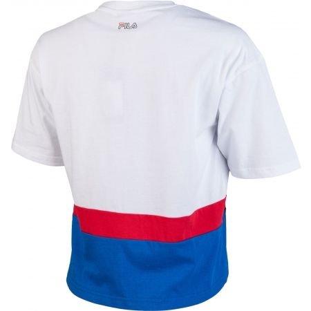 Dámské tričko - Fila MIRANDA WIDE TEE - 3
