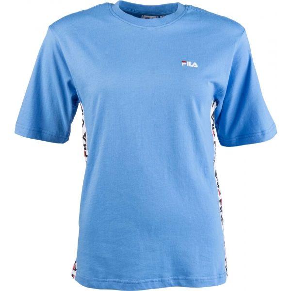 Fila TALITA TEE SS modrá M - Dámske tričko