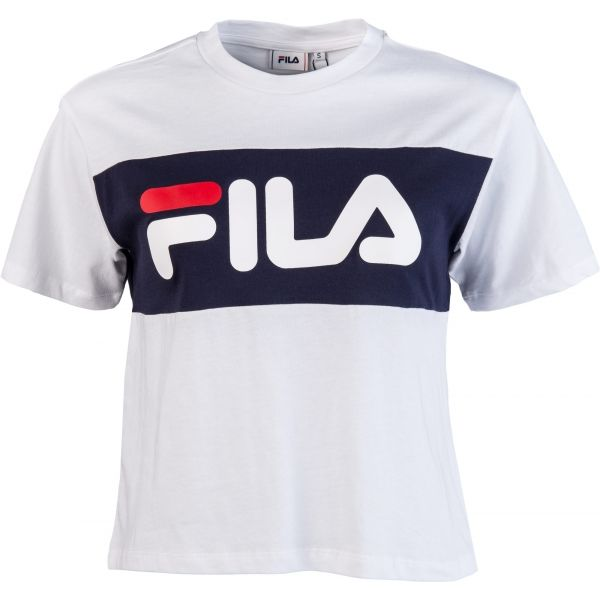 Fila ALLISON TEE biela XS - Dámske tričko