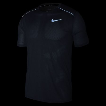 Men's running T-shirt - Nike DRY COOL MILER TOP SS - 3