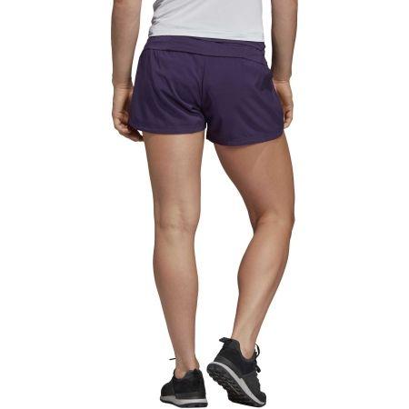 Women's sports shorts - adidas W TRAIL SHORT - 6