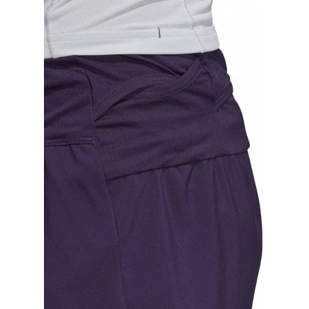 Women's sports shorts - adidas W TRAIL SHORT - 9