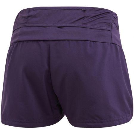 Women's sports shorts - adidas W TRAIL SHORT - 2