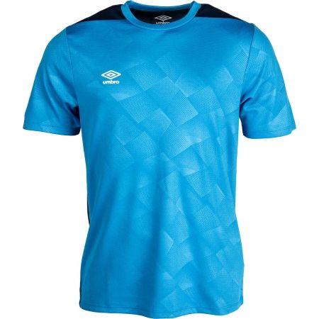 Umbro EMBOSSED TRAINING JERSEY - Pánské sportovní triko